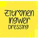 Zitronen-Ingwer